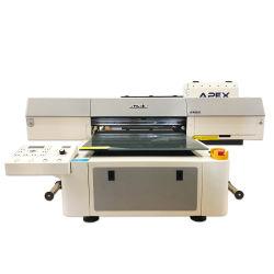 A1 с кожаными УФ-принтер 6090 УФ струйный принтер