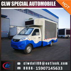 Clw P6/P8/P10 al aire libre Alquiler de pantalla de vídeo LED para publicidad Mobile carretilla/Vehículo/COCHE