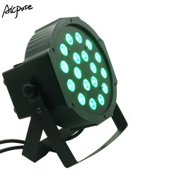 18X3w Apparatuur van DJ van RGB 3in1 LEIDENE Stadium van het PARI de Lichte
