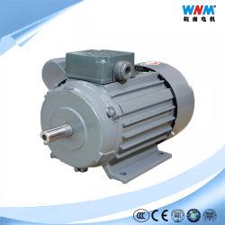 Yc 0.12~3.7kw S1 B 71~132mm 프레임 크기 압축기 냉장고 기구 Yc-801-2 0.37kw를 위한 220V50Hz 알루미늄 무쇠의 단 하나 전기 축전기 모터