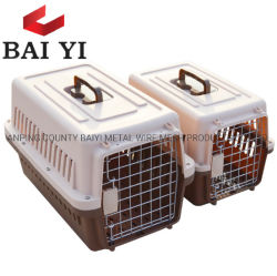Smart Pet Products expansible Pet Carrier de Verificación de lujo