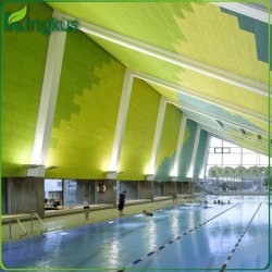 سقف حمام السباحة تثبيت سهل الاستخدام مضاد للأكسيبستربول تم تركيب سهل خفيف الوزن