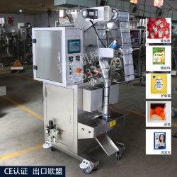 Boisson automatique de purée de tomate de jus de fruits Pâtes de crèmes de miel Sachet Machine de remplissage pour les gels Semi-Liquid Chutney Ketchup Chees Machine d'emballage de liquides