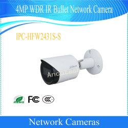 4MP Dahua WDR IR Bullet Réseau vidéo numérique de Vidéosurveillance Caméra IP2431HFW (CIB-S-S)
