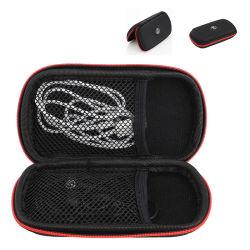 Переносной телефонный кабель USB защиты водонепроницаемый хранения EVA жесткий чехол
