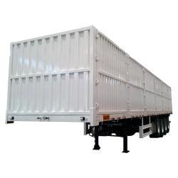 트럭 트레일러 실용적인 트레일러 화물 트레일러 50-80 톤 및 세미트레일러
