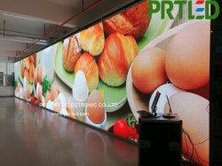 Piscina interior em cores de tela LED P3.91 com painel de 500 x 500 mm/ 500 x 1000 mm