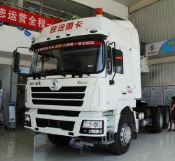 De Vrachtwagen van de Tractor van D'long F3000 van Shacman