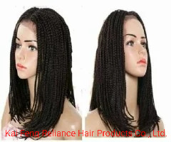 アフリカ卸し売り様式の総合的な毛のかつら(RLS-403)