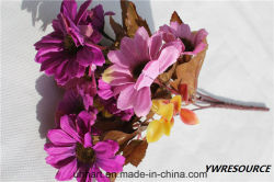 Gerbera Daisy fleurs de soie artificielle pour la décoration