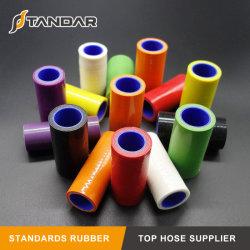 Flexible de radiateur de refroidissement tube en caoutchouc de silicone de réducteur pour les pièces automobiles