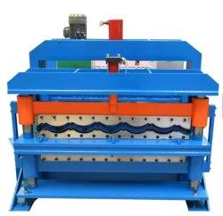 Colorare il rullo lustrato freddo d'acciaio delle mattonelle che forma la macchina