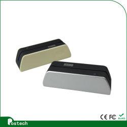 De Schrijver van de Lezer van de Magnetische Kaart van de Schrijver USB van de Lezer van Msr X6, zonder Schrijver Msrx6 van de Lezer van de Kaart van de Adapter van de Macht de Kleinste
