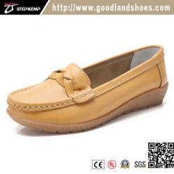 Les chaussures pour femmes avec semelles doux et de semelles cuir (EXF-1134)