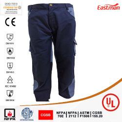 OEMの高品質の濃紺の貨物大きさのズボン