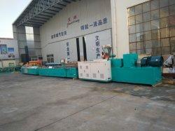 UPVC bordeando el perfil de PVC plástico Máquina de Fabricación de maquinaria de plástico
