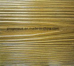 Fibrocemento Board-Wood Panel de revestimiento de grano