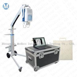 Strumentazione mobile della macchina numerica del raggio di X, strumentazione veterinaria del raggio di X