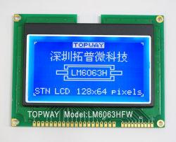 128X64 도표 LCD 디스플레이 모듈