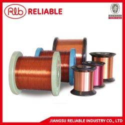 Revêtement aluminium haute résistance à la traction de puissance conducteur électrique du câble de passage du câble de masse