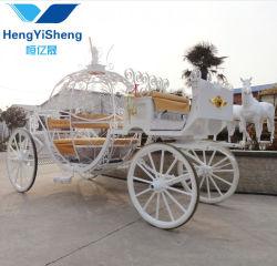 عروس حصان حجر السّامة عربة حمّالة, أبيض ملكيّة كهربائيّة حصان حجر السّامة عربة حمّالة