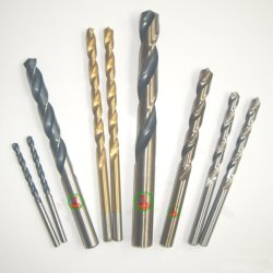 China Highquality DIN338, DIN340, DIN1897 HSS Straight Shank Twist Drill Bits voor Roestvrij staal Drilling, Metal, Iron, Steel enz.