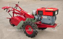 Gn (GongNong) type Gn-18L 18timon d'alimentation hautes performances HP / Deux Roues / Marche du Tracteur Tracteur Tracteur / Main / mini tracteur