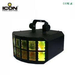 LED RGBW Butterfly Efeitos de luz para iluminação de discoteca