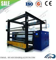 Запись на машине для норки одеяло производственной линии с печатной машины, стиральную машину и Stenter настройка машины