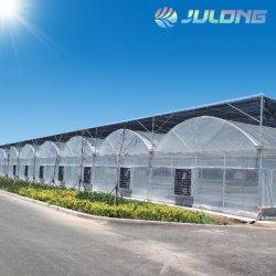 빛을내는 개골창을%s 가진 플라스틱 Hydroponic 온실 커튼 시스템