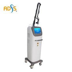 Fractional CO2 Laser Skin Whitening Equipment ADSS Grupo Rejuvenation Vulua 뷰티 버진탈 체결