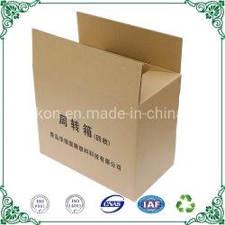 Boîte de rangement en carton ondulé Carton Master Boîte en carton déménagement recyclables