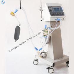 De Machine van het Ventilator van het Karretje van Zalen ICU