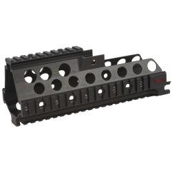 Optique vectorielle H & K HK Heckler et Koch G36k Pièces d'armes Tactical Aluminium Picatinny Handguard Hand Guard Quad Rail