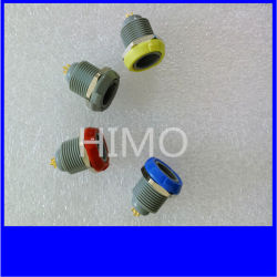 5pin Redel Push - puxar Locking Plastic Medical Connector Pag. M0.5gl. LC