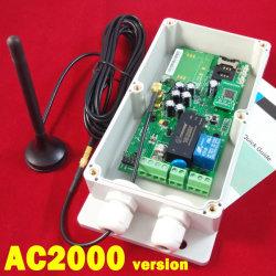 GSM-key-AC2000 GSM porte le soutien de l'ouvreur commande personnalisée