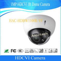 Hdcvi Dahua 1MP caméra CCD Dome IR (HAC-HDBW1100R-VF)