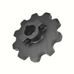 Pignon de l'agriculture pour kit de moto avec la clé de la norme ANSI 1/4 Pitch Chaîne à rouleaux légers meilleure vitesse de roue libre de vélo de dent Scooter électrique des pignons du convoyeur