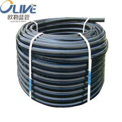 Tubo ad alta pressione dell'HDPE della fabbrica per il rifornimento idrico