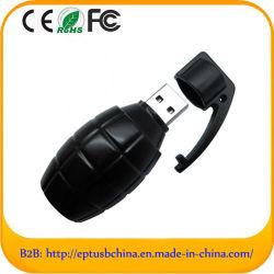 En plastique en forme de grenade USB Pen Drive (ET586)