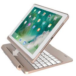 2020 F129que la rotation de rétroéclairage du clavier sans fil Bluetooth® avec cache du socle en cuir pour iPad PRO 12.9 Cas clavier