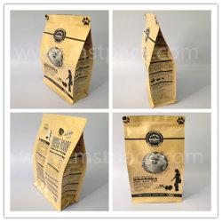 Kraft Papieren Zak Voor Pet Food/Box Bag