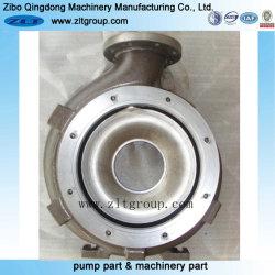 Acciaio inossidabile dell'intelaiatura della pompa centrifuga di Durco (6X4-10)/acciaio al carbonio