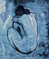 Picasso Peinture d'huile pour la décoration murale