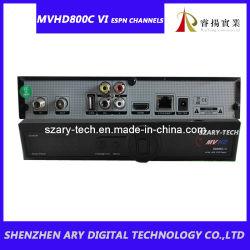 Recever MVHD Singapour câble HD800C VI Watch ESPN gratuites