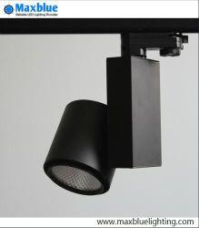 クリー族の穂軸LEDの屋内照明LEDトラック点ライトトラックライト