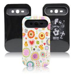 Le design de mode PC avec du silicone Combo capot arrière de cas de téléphone cellulaire pour Samsung Galaxy Grand Duos J9082
