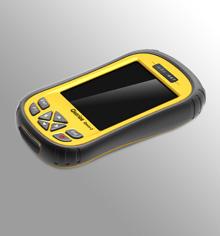 Ordinateur de poche portable DGPS GNSS GPS RTK GPS imperméable et étanche aux poussières de l'équipement d'arpentage