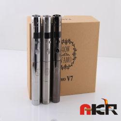 Vamo V7 Mod 40W Variable VoltageおよびWattage E Cigarette Mod