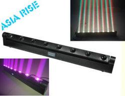Roulement de rotation de faisceau de barre de lumière à LED, 100 W à LED de lumière à faisceau mobile (AR-047)